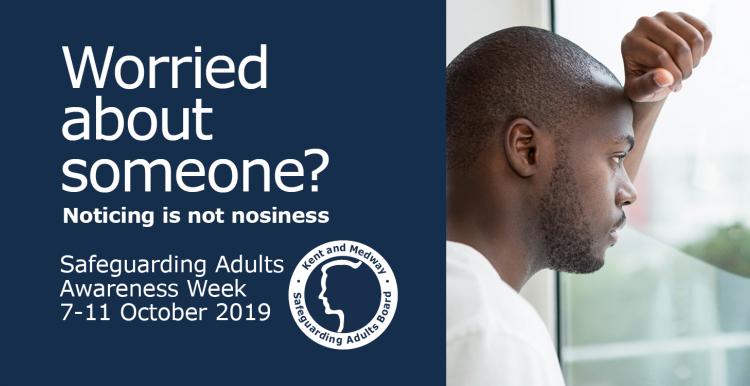 Facebook cover for Safeguarding Adults Awareness Week.