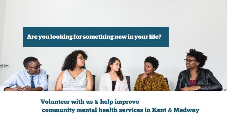 volunteer to improve community mental health services