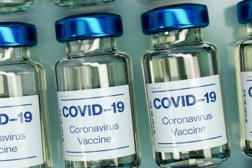 A vaccine is coming