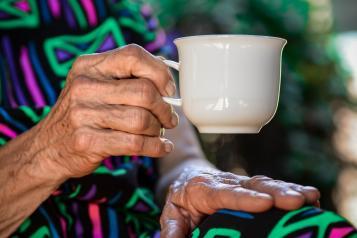 GP visiting care homes